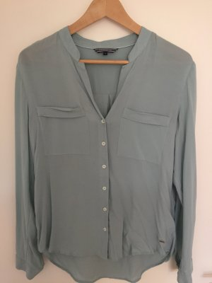 Tommy Hilfiger Bluse in Trendfarbe