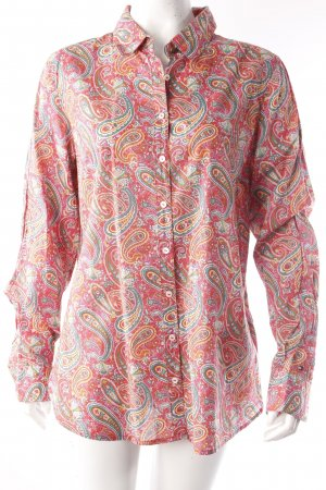 Tommy Hilfiger Bluse Paisley pink