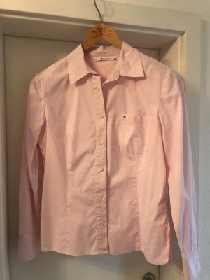 Tommy Hilfiger Bluse rosa-weiß kariert