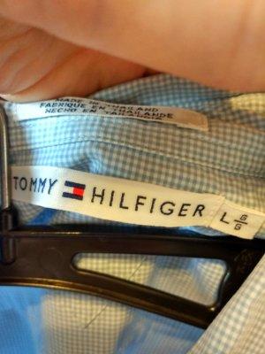 Tommy Hilfiger Bluse weiß kariert