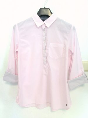 Tommy Hilfiger Bluse weiß-rosé