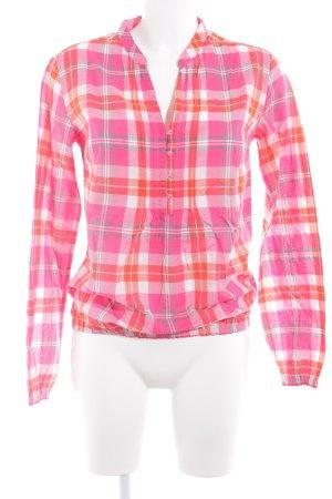 Tommy Hilfiger Empiècement de blouses motif à carreaux style décontracté