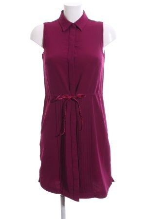 Tommy Hilfiger Blusenkleid pink Casual-Look