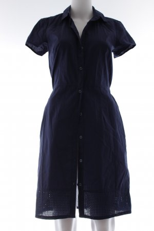 Tommy Hilfiger Blusenkleid dunkelblau Casual-Look