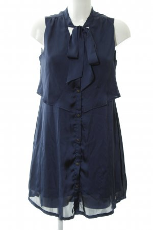 Tommy Hilfiger Abito blusa blu scuro elegante