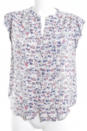 Tommy Hilfiger Blusentop Blumenmuster Casual-Look