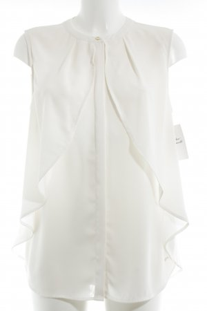 Tommy Hilfiger Blouse Top natural white business style