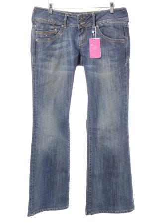 Tommy Hilfiger Jeans svasati blu scuro stile casual
