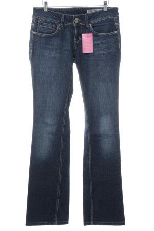 Tommy Hilfiger Jeans bootcut bleu foncé style décontracté