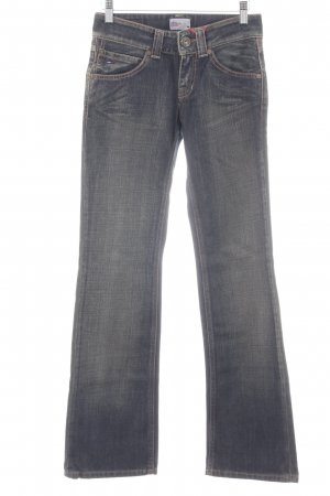 Tommy Hilfiger Boot Cut spijkerbroek donkerblauw casual uitstraling