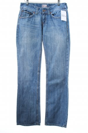 Tommy Hilfiger Boot Cut Jeans hellblau Casual-Look