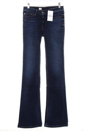 "Tommy Hilfiger Boot Cut Jeans ""ROME"" dunkelblau"