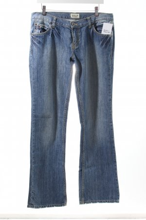 "Tommy Hilfiger Boot Cut Jeans ""Sally"" blau"