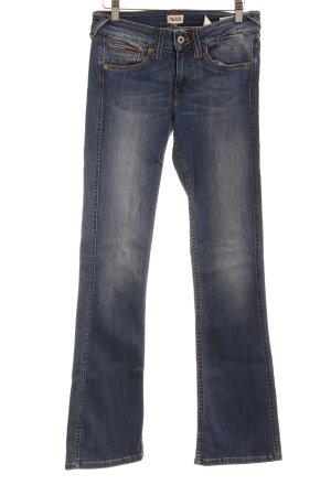 "Tommy Hilfiger Jeans bootcut ""Sophie Bootcut"" bleu"
