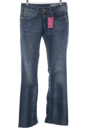 Tommy Hilfiger Jeans bootcut bleu acier style décontracté