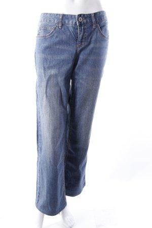 Tommy Hilfiger Bootcut Jeans blau
