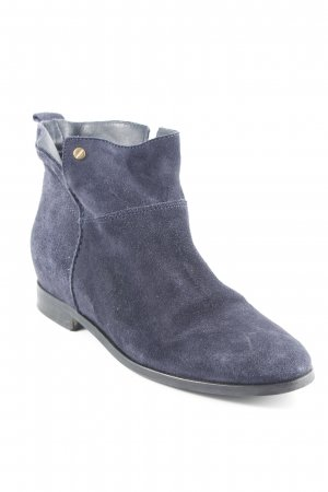 Tommy Hilfiger Booties dunkelblau Casual-Look