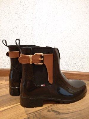 Tommy Hilfiger Chelsea Boot noir-brun