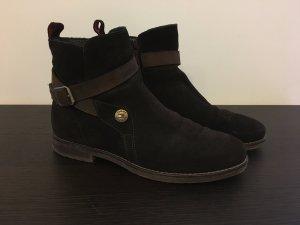 Tommy Hilfiger Boots dunkelbraun