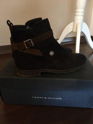 Tommy Hilfiger Chelsea Boot bleu foncé