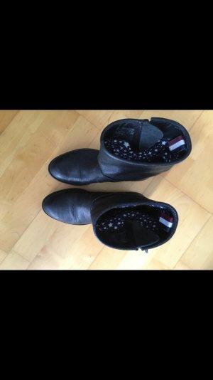 Tommy Hilfiger Boots schwarz 36