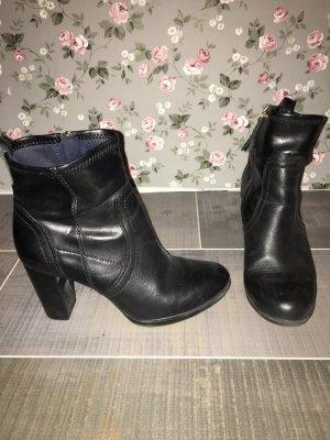 Tommy Hilfiger Boots Stiefeletten schwarz Gr. 37