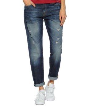Tommy Hilfiger Jeans boyfriend blu