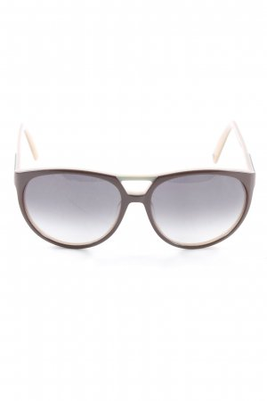 Tommy Hilfiger Glasses light brown-pale blue simple style