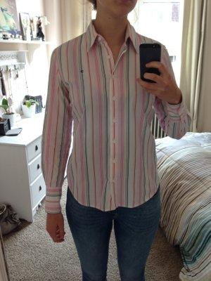 Tommy Hilfiger bunte Streifen Bluse Gr. 8