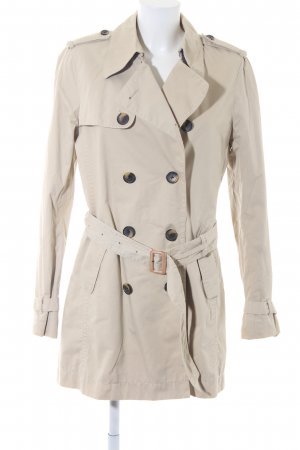 Tommy Hilfiger Cabanmantel hellbeige Business-Look