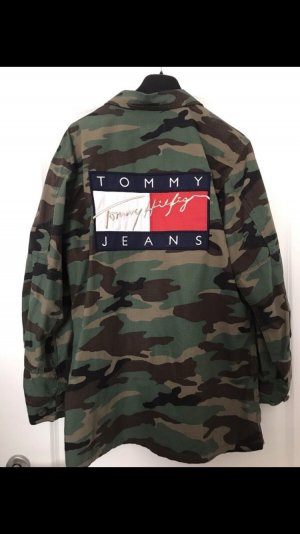 Tommy Hilfiger Vliegeniersjack veelkleurig