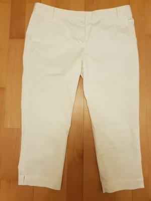 Tommy Hilfiger Pantalón capri blanco