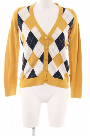 Tommy Hilfiger Cardigan Allover-Druck Casual-Look