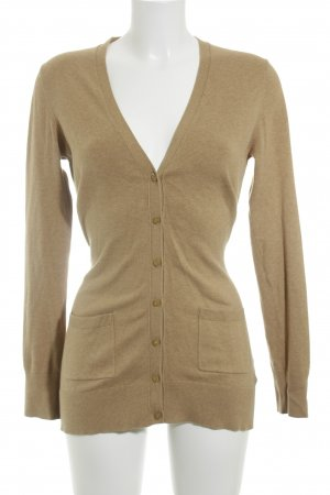 Tommy Hilfiger Cardigan camel Casual-Look