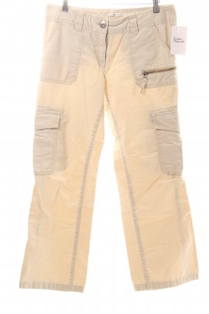 Tommy Hilfiger Cargohose beige Casual-Look
