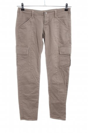 Tommy Hilfiger Cargo Pants natural white casual look