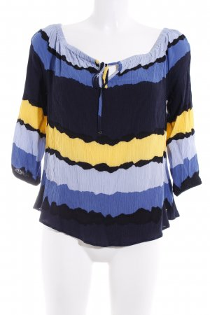 Tommy Hilfiger Carmen Blouse multicolored casual look