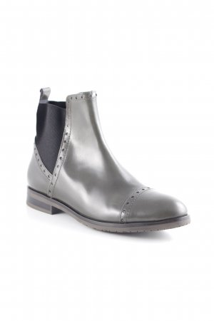 Tommy Hilfiger Chelsea Boots grüngrau klassischer Stil