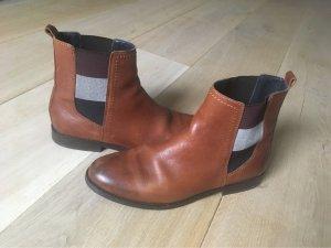 Tommy Hilfiger Slip-on Booties brown