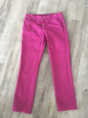 Tommy Hilfiger Chinos violet cotton