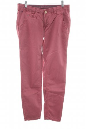 Tommy Hilfiger Chinohose pink Casual-Look