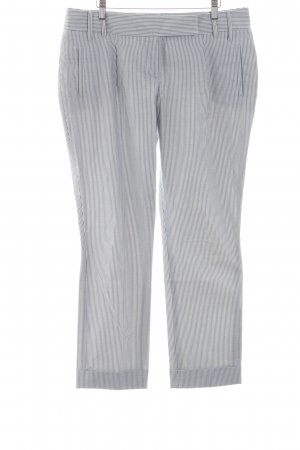 Tommy Hilfiger Chinos white-blue striped pattern business style