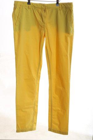 Tommy Hilfiger Chino amarillo pálido look casual