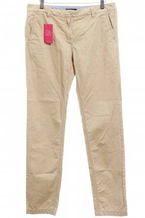 Tommy Hilfiger Chinohose beige Casual-Look