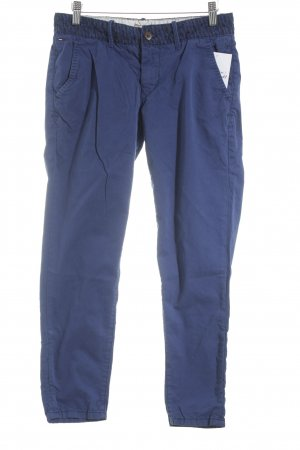 Tommy Hilfiger Chinohose blau Casual-Look