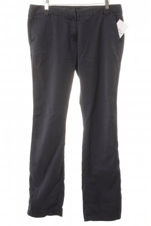 Tommy Hilfiger Chinohose dunkelblau Casual-Look
