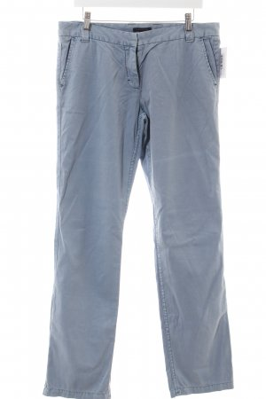 Tommy Hilfiger Chinohose graublau Casual-Look