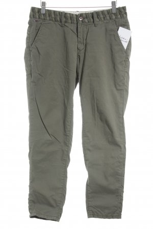 Tommy Hilfiger Chino gris verdoso look casual