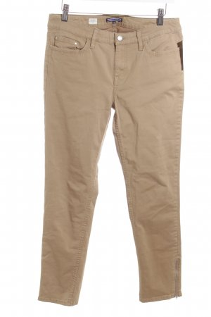 Tommy Hilfiger Chinohose hellbraun Casual-Look