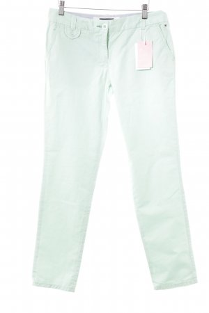 Tommy Hilfiger Chinohose mint Casual-Look
